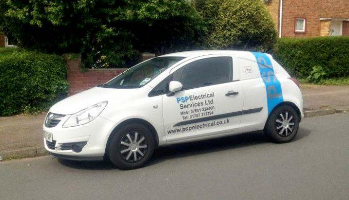 PSP Electrical Services Ltd