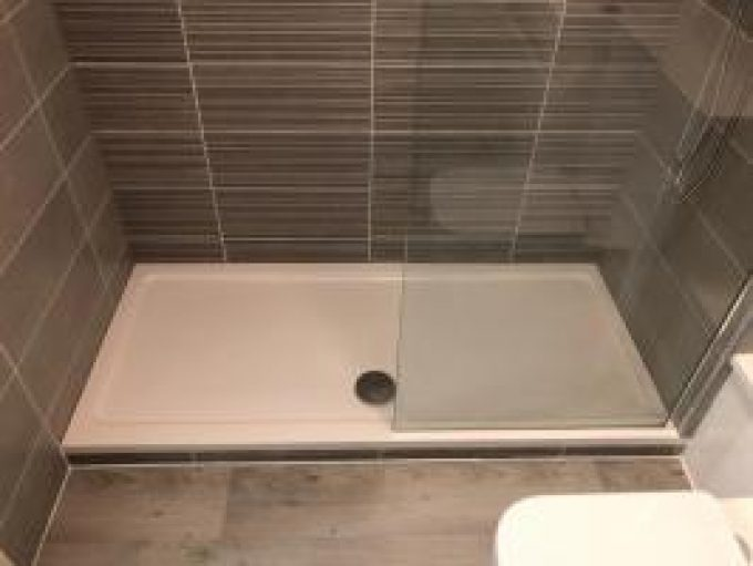 bath taken out and new shower put in need this you know where to come