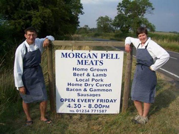 Morgan Pell Meats - Homegrown Lamb & Beef